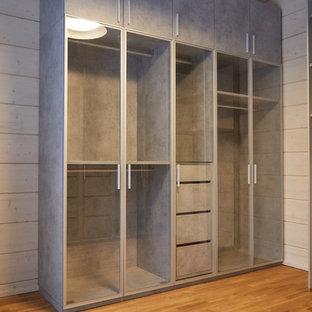 Гардеробная комната RPS (серебро) & Cornice raumplus