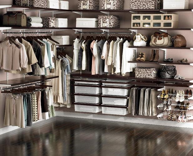 Industrial Wardrobe by ЭлфаРус – гардеробные и системы хранения Elfa