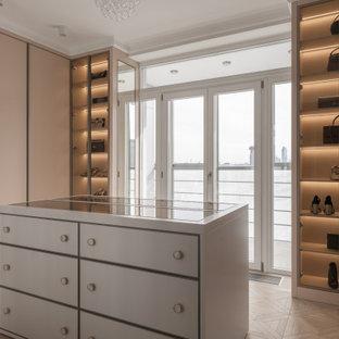 Источник вдохновения для домашнего уюта: гардеробная в стиле современная классика