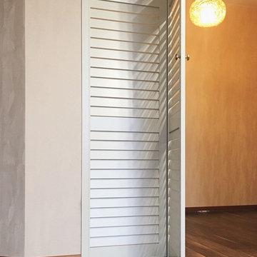 Межкомнатные жалюзийные двери для Елены