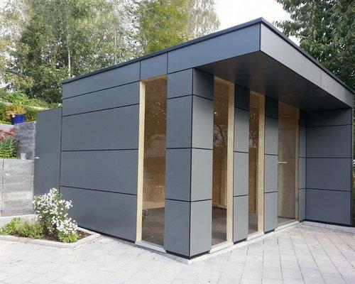 Gartenhäuser Köln modernes gartenhaus in köln ideen design bilder houzz