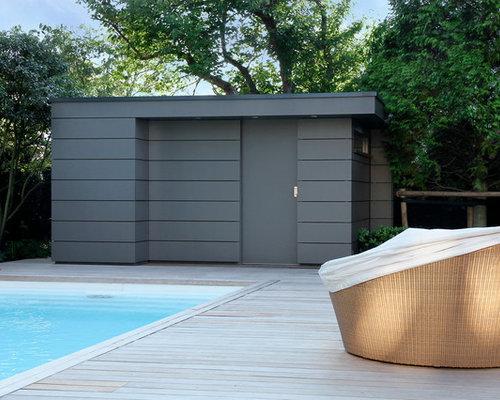 design gartenhaus box. Black Bedroom Furniture Sets. Home Design Ideas