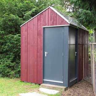 Design ideas for a shed and granny flat in Other.