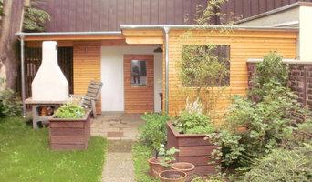 Renovierung eines bestehenden Gartenhauses