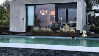Villa mit Sauna und Pool