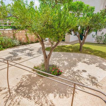 A sicilian garden