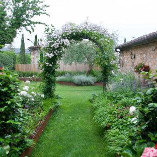 Idee per un giardino country