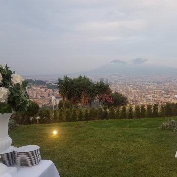 Affaccio su Napoli