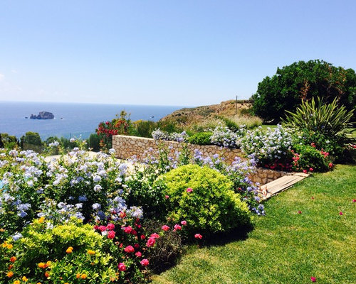 Foto e idee per giardini giardino mediterraneo italia for Giardini mediterranei