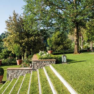 Giardino classico foto idee per arredare e immagini - Scale in giardino ...