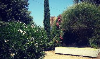 casa in campagna e progetto di paesaggio a Balestrate