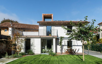 Italy Houzz: A Touch of Feng Shui Freshens Up a Historic Building