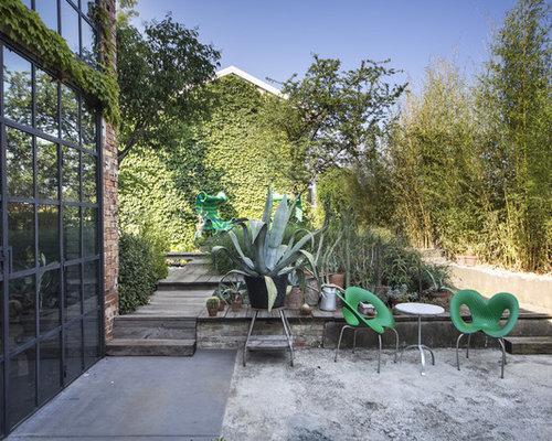 Giardino xeriscape foto idee per arredare e immagini for Idee giardino grande