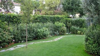 Giardino a Prato