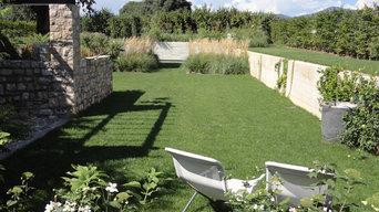 Giardino di villa privata – Franciacorta (Bs) – anno 2012