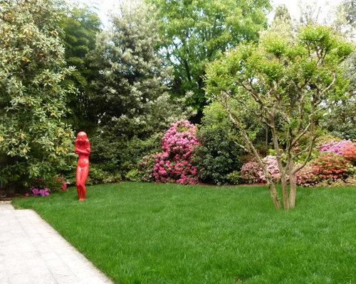 Immagini Di Giardini Moderni : Giardino moderno milano foto idee per arredare e immagini