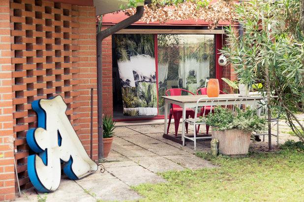 Eklektisch Garten by Marco Zanin