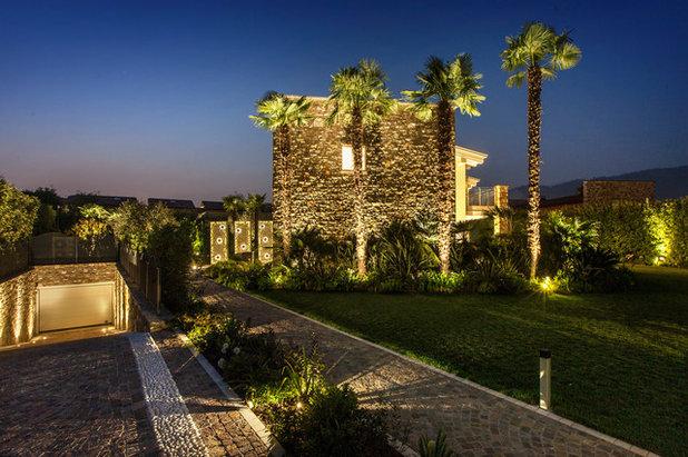 Mediterraneo Giardino by SF Landscape Architecture