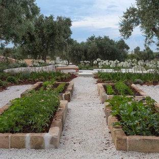 Immagine di un giardino mediterraneo