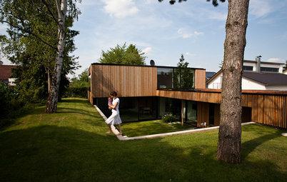 Архитектура: 5 домов на сложных участках