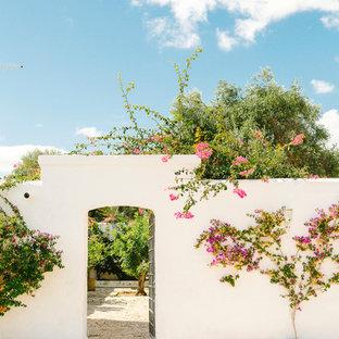 Esempio di un giardino mediterraneo