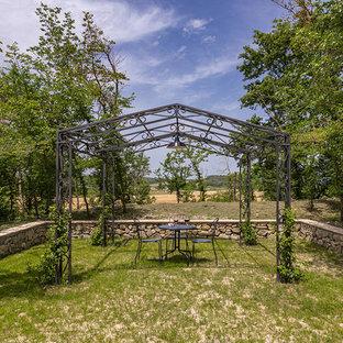 Immagine di una veranda country