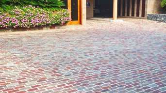Porfidi S.r.l. Patio/Yard (Canary Islands) - Porphyry paving