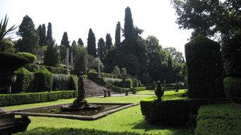 Restauro del Parco di Villa San Remigio in Verbania (VCO)