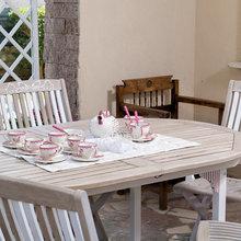 Tavolo e sedie da giardino shabby chic - Shabby-Chic-Style ...