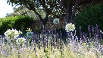 Un giardino in movimento
