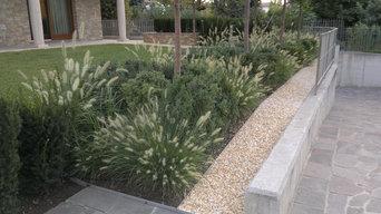 Un giardino ordinato