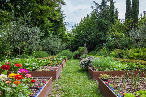 Farmhouse Landscape by Andrea Zanchi Photography