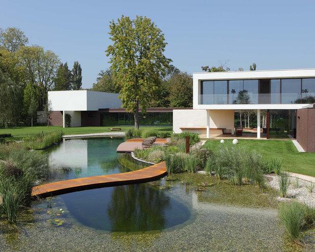 Giardini Moderni E Contemporanei : Scopri il giardino in stile italiano moderno
