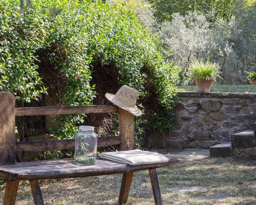fotos de jardines | diseños de jardines de secano de estilo de