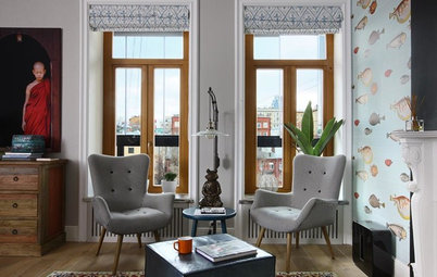 Moscow Houzz Tour: An Inspiring Home With Magical Touches