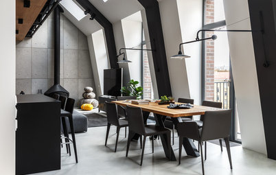 Moscow Houzz Tour: Architects' Rendered Drawings Become Reality