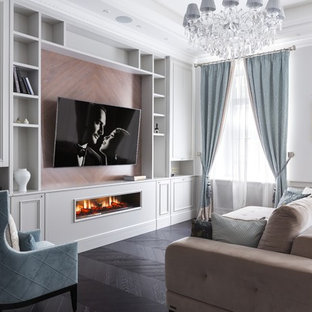 Apartment In The Style Of Modern Classics