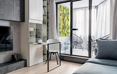 Фотоохота: 19 кабинетов в гостиной или спальне