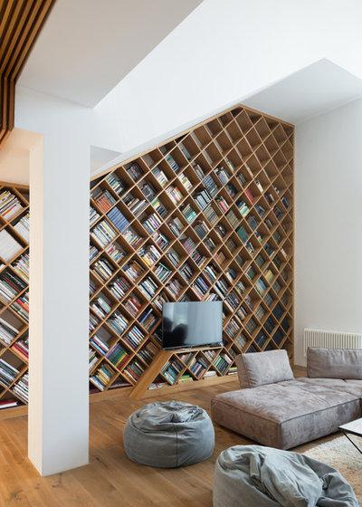 Contemporain Salon by MONOLOKO design
