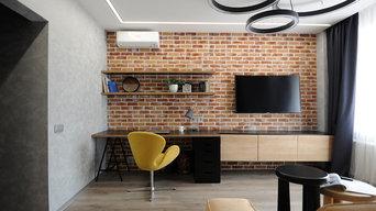 Бутово Парк - квартира под ключ под дизайн проекту