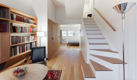 Houzz Tour: A Tiny Flat With Ingenious Small Space Solutions