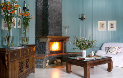 Houzz Tour: A Russian Vacation House for Entertaining