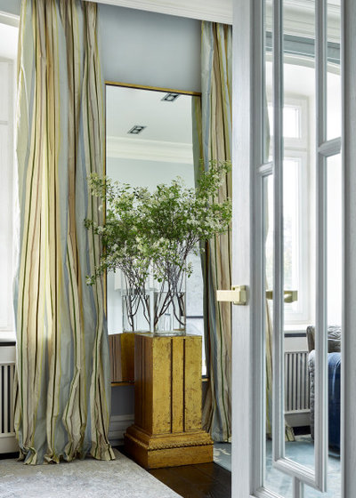Неоклассика Гостиная by Инна Зольтманн | Дизайн и Декорирование интерьеров