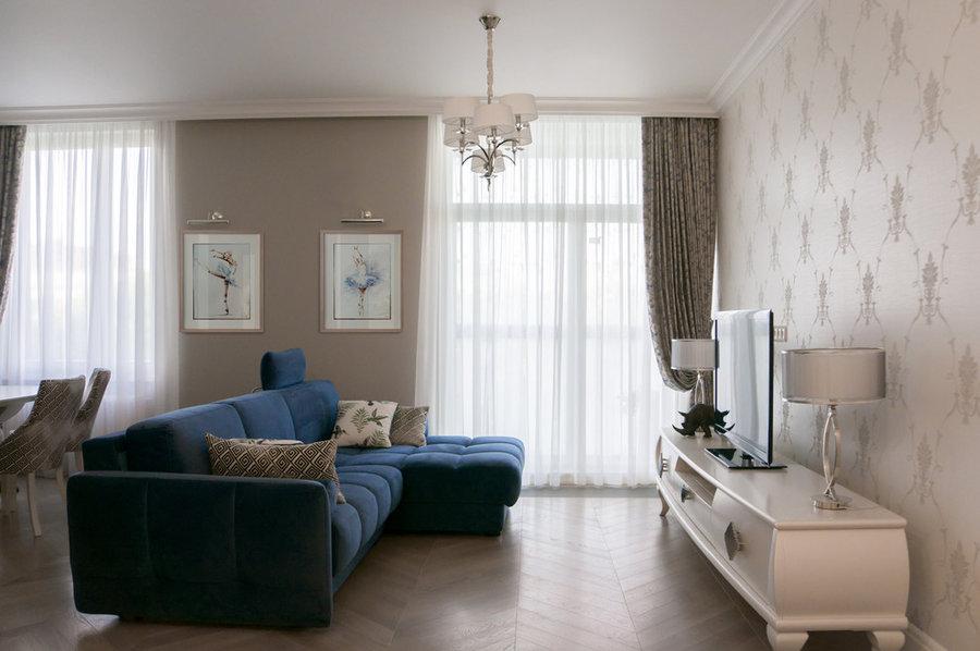Двухкомнатная квартира в Московском районе