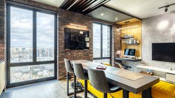 Фотосъёмка двухкомнатной квартиры, ЖК Пресня Сити