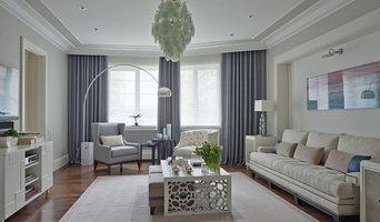Фотосъемка интерьера квартиры в ЖК Дубровка для Мезонин