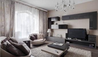 Иинтерьер квартиры общей площадью 140м2 по Ул.С.Колоскова