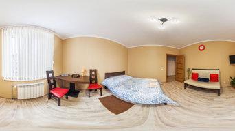 Интерьерная съемка - комната 18 кв.м.