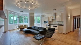 Капитальный ремонт 4 комнатной квартиры с реконструкцией