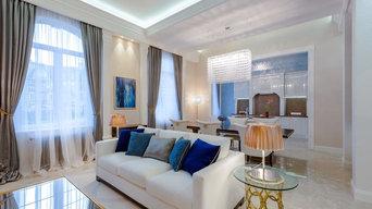 Картины для квартиры в классическом стиле